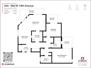 "Photo 27: 204 966 W 14TH Avenue in Vancouver: Fairview VW Condo for sale in ""Windsor Gardens"" (Vancouver West)  : MLS®# R2576023"