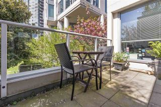 """Photo 12: 255 35 KEEFER Place in Vancouver: Downtown VW Townhouse for sale in """"The Taylor"""" (Vancouver West)  : MLS®# R2572917"""