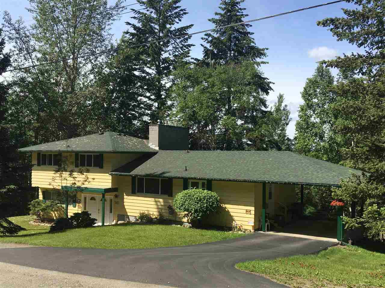 Photo 1: Photos: 341 RICHARDS Road in Quesnel: Quesnel - Town House for sale (Quesnel (Zone 28))  : MLS®# R2279651