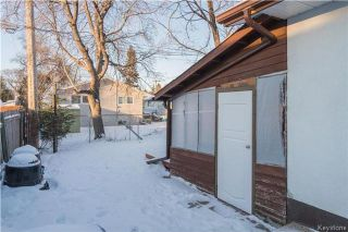 Photo 19: 103 Crofton Bay in Winnipeg: Pulberry Residential for sale (2C)  : MLS®# 1801277