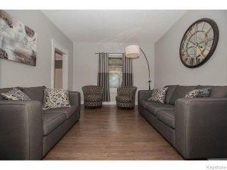 Photo 4: 757 Ashburn Street in WINNIPEG: West End / Wolseley Residential for sale (West Winnipeg)  : MLS®# 1527184