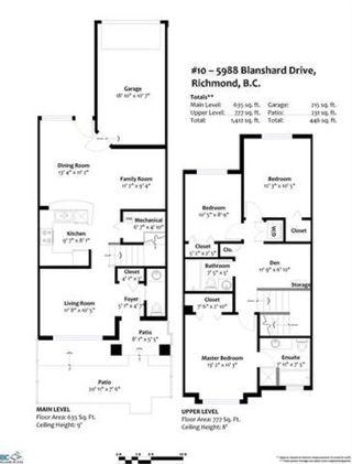 "Photo 22: 10 5988 BLANSHARD Drive in Richmond: Terra Nova Townhouse for sale in ""RIVERIA GARDENS"" : MLS®# R2453049"
