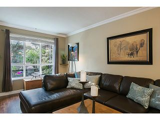 """Photo 6: 14 288 ST DAVIDS Avenue in North Vancouver: Lower Lonsdale Townhouse for sale in """"ST DAVIDS LANDING"""" : MLS®# V1055274"""