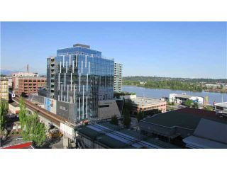 """Photo 2: 1205 888 CARNARVON Street in New Westminster: Downtown NW Condo for sale in """"MARINA AT PLAZA 88"""" : MLS®# V1064636"""