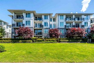"Photo 39: 413 9399 ODLIN Road in Richmond: West Cambie Condo for sale in ""MAYFAIR PLACE"" : MLS®# R2575243"