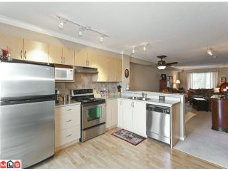 """Photo 2: 100 15175 62A Avenue in Surrey: Sullivan Station Townhouse for sale in """"Brooklands"""" : MLS®# F1127771"""