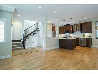 """Photo 3: 1 1624 GRANT Street in Vancouver: Grandview VE Townhouse for sale in """"GRANTS PLACE"""" (Vancouver East)  : MLS®# V1046767"""