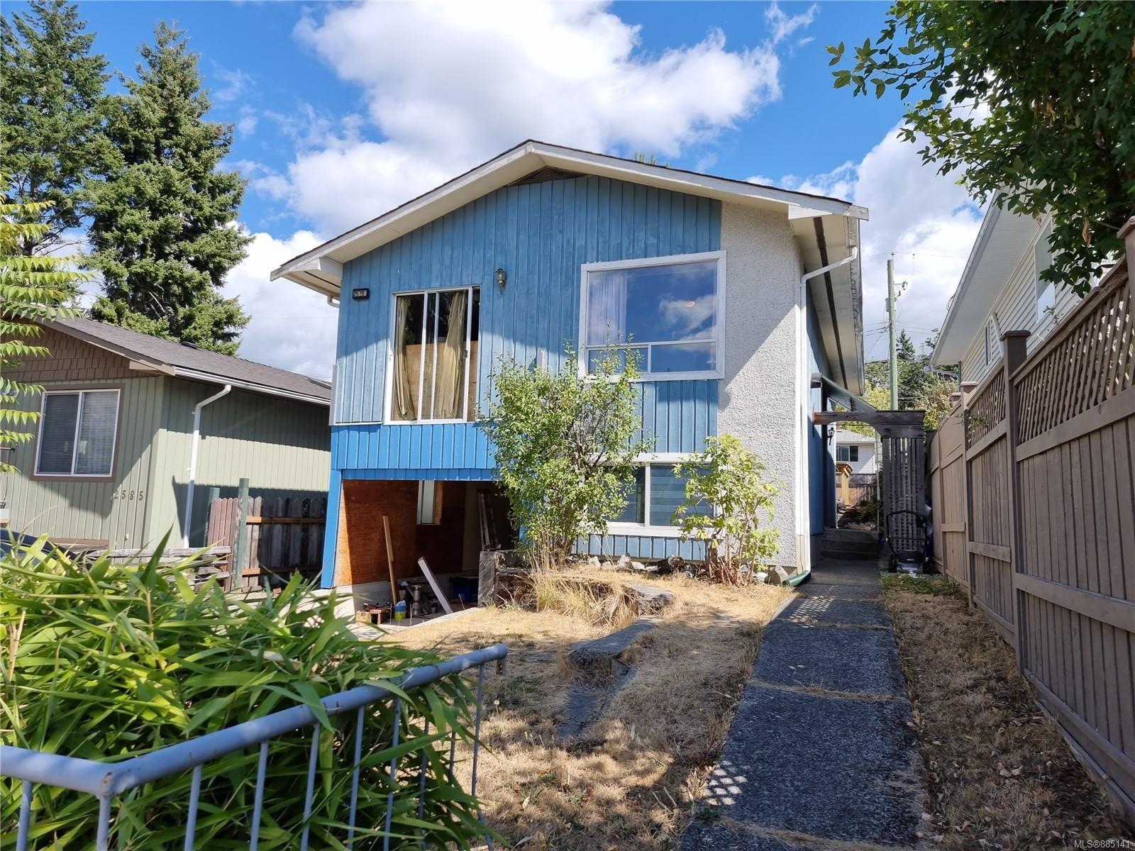 Main Photo: 2579 2nd Ave in : PA Port Alberni House for sale (Port Alberni)  : MLS®# 885141