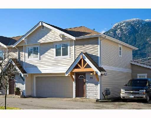"""Main Photo: 95 1821 WILLOW Crescent in Squamish: Garibaldi Estates Townhouse for sale in """"WILLOW VILLAGE"""" : MLS®# V745862"""