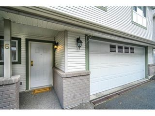 """Photo 2: 6 20875 88 Avenue in Langley: Walnut Grove Townhouse for sale in """"Terrace Park"""" : MLS®# R2541768"""
