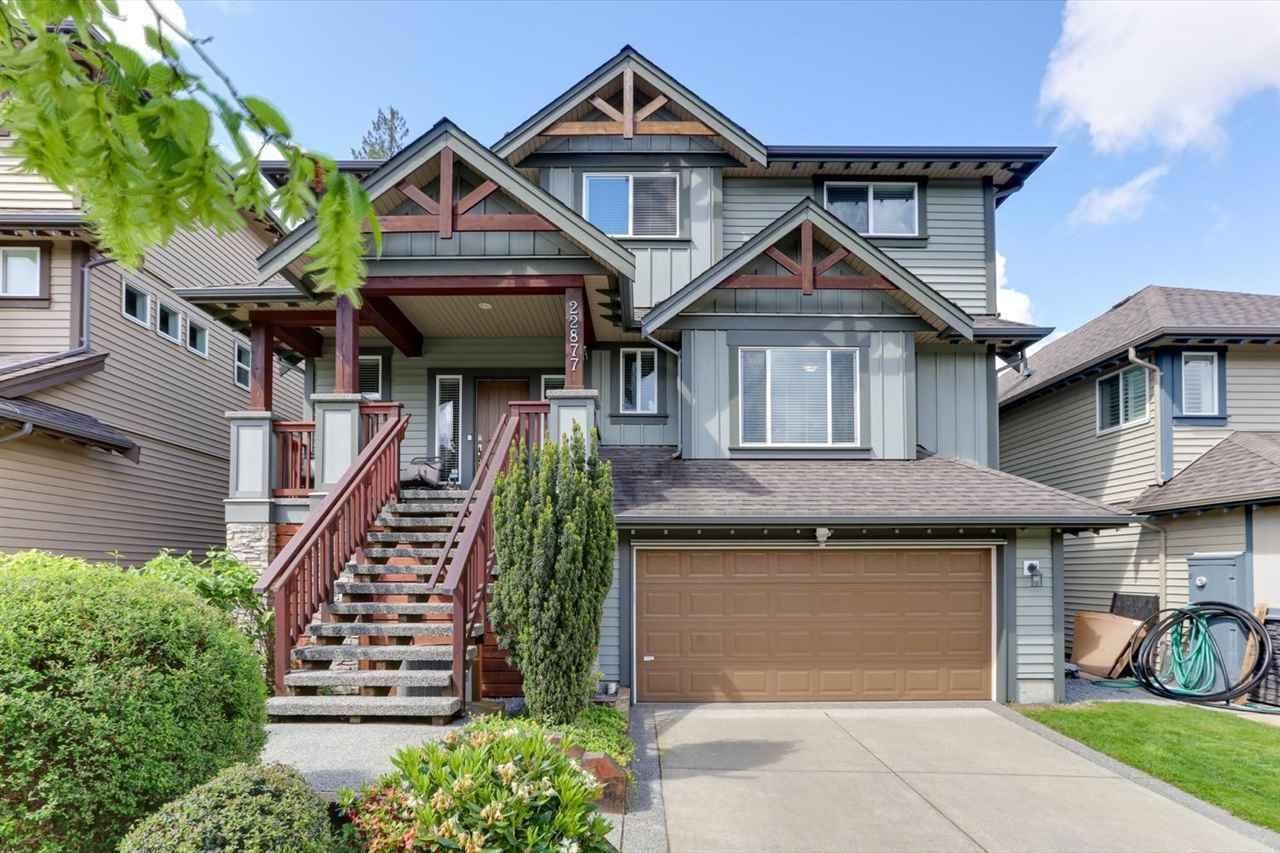 """Photo 1: Photos: 22877 GILBERT Drive in Maple Ridge: Silver Valley House for sale in """"STONELEIGH"""" : MLS®# R2585311"""