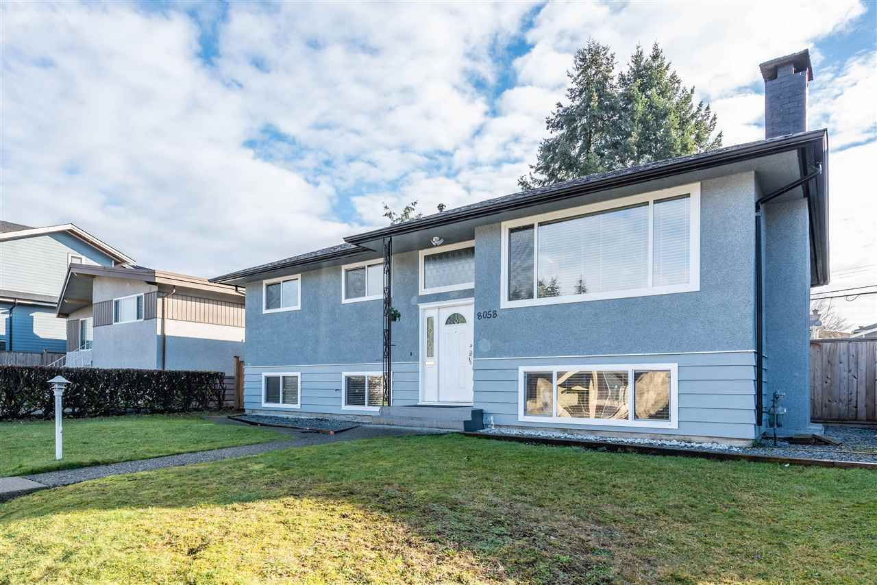 Main Photo: 8058 18TH AVENUE in : East Burnaby House for sale : MLS®# R2350434