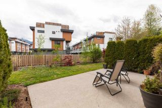 """Photo 30: 8 1200 EDGEWATER Drive in Squamish: Northyards Townhouse for sale in """"EDGEWATER"""" : MLS®# R2585236"""