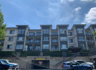 """Photo 1: 210 2943 NELSON Place in Abbotsford: Central Abbotsford Condo for sale in """"EDGEBROOK"""" : MLS®# R2378883"""