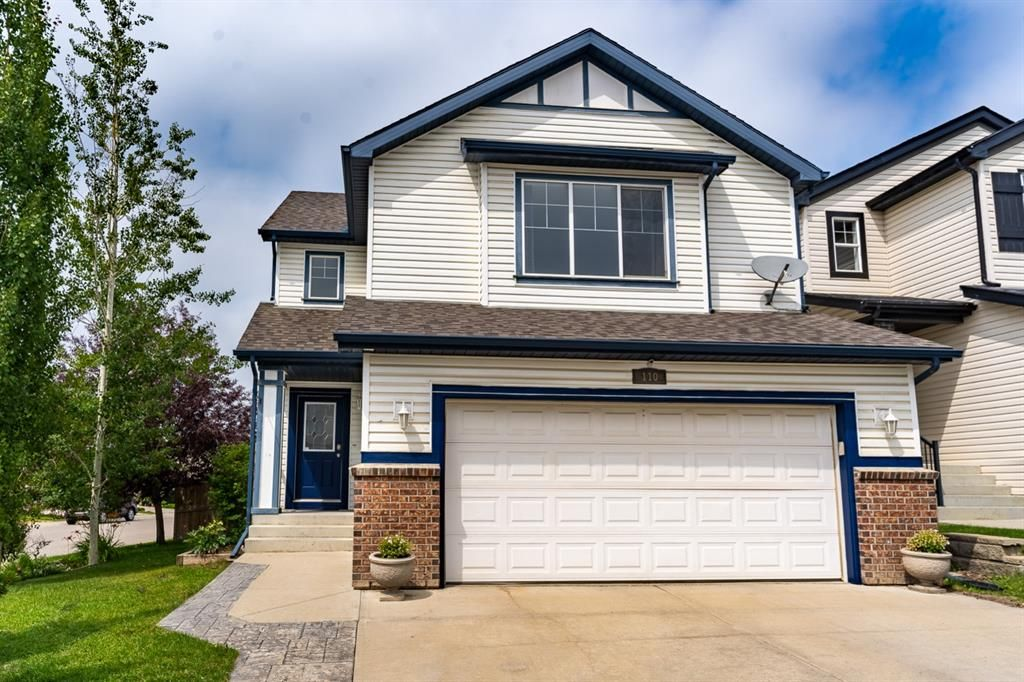 Main Photo: 110 Evansbrooke Manor NW in Calgary: Evanston Detached for sale : MLS®# A1131655
