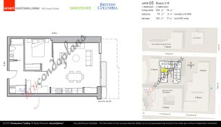 Photo 24: 505 168 POWELL Street in Vancouver: Downtown VE Condo for sale (Vancouver East)  : MLS®# R2591165