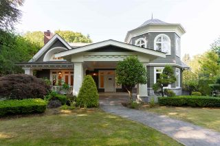 "Photo 1: 1431 LAURIER Avenue in Vancouver: Shaughnessy House for sale in ""SHAUGHNESSY"" (Vancouver West)  : MLS®# R2485288"