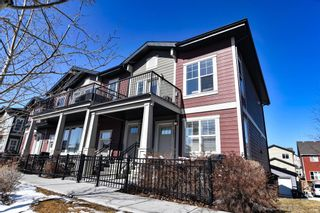 Main Photo: 131 Cranford Walk SE in Calgary: Cranston Row/Townhouse for sale : MLS®# A1085310