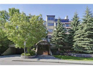 Photo 1: 402 1229 CAMERON Avenue SW in CALGARY: Lower Mount Royal Condo for sale (Calgary)  : MLS®# C3623438