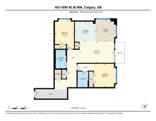 Photo 20: 403 1899 45 Street NW in Calgary: Montgomery Apartment for sale : MLS®# A1130510