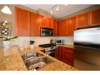 """Photo 6: 417 4280 MONCTON Street in Richmond: Steveston South Condo for sale in """"THE VILLAGE- IMPERIAL LANDING"""" : MLS®# V1116569"""