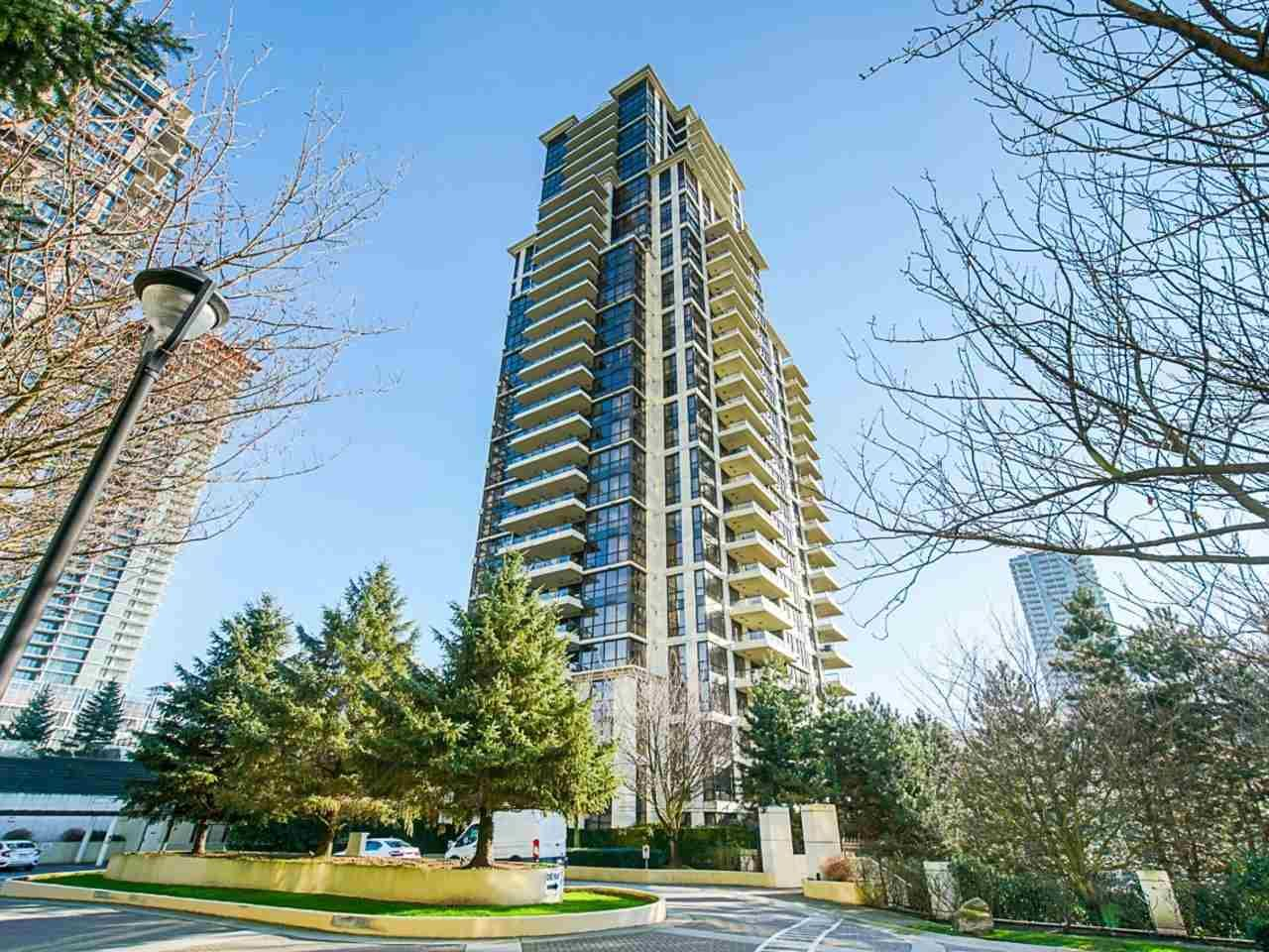 "Main Photo: 1207 2138 MADISON Avenue in Burnaby: Brentwood Park Condo for sale in ""Mosaic at Renaissance Towers"" (Burnaby North)  : MLS®# R2530173"