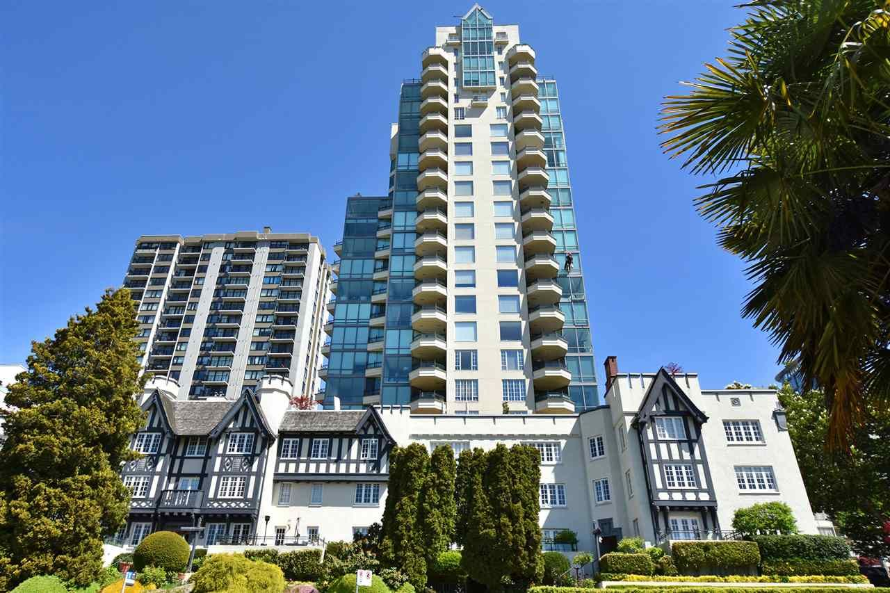 Main Photo: 208 1311 BEACH Avenue in Vancouver: West End VW Condo for sale (Vancouver West)  : MLS®# R2532523