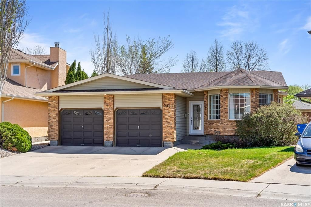 Main Photo: 3407 Olive Grove in Regina: Woodland Grove Residential for sale : MLS®# SK855887