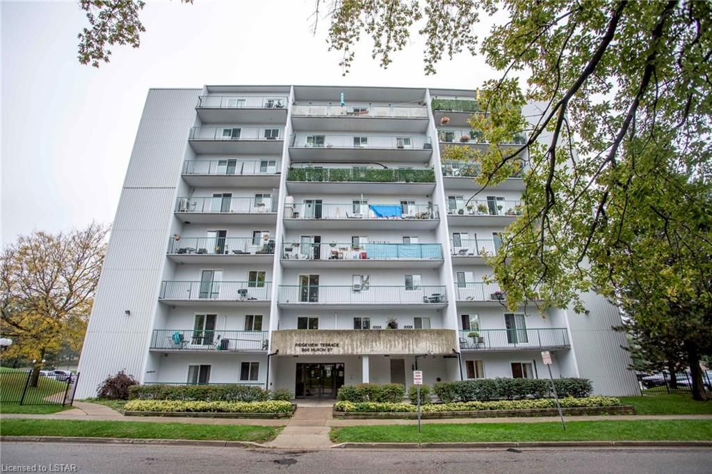 Main Photo: 108 986 HURON Street in London: East A Residential for sale (East)  : MLS®# 40175884