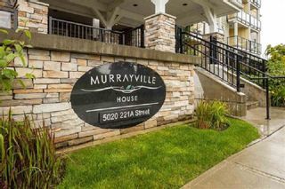 """Photo 1: 215 5020 221A Street in Langley: Murrayville Condo for sale in """"Murrayville House"""" : MLS®# R2450889"""