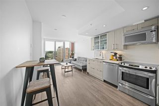 """Photo 3: 803 955 E HASTINGS Street in Vancouver: Strathcona Condo for sale in """"Strathcona Village - The Heatley"""" (Vancouver East)  : MLS®# R2592252"""
