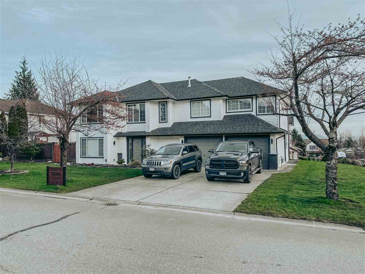 Main Photo: 33706 APPS COURT in Mission: Mission BC House for sale : MLS®# R2560503