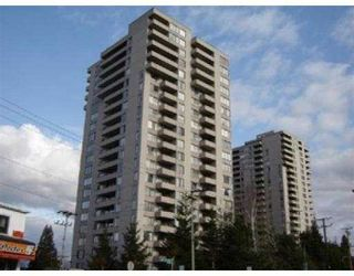 """Photo 1: 1903 5652 PATTERSON AV in Burnaby: Central Park BS Condo for sale in """"Central Park Place"""" (Burnaby South)  : MLS®# V574066"""