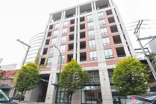 Main Photo: 502 531 Beatty in Vancouver: Downtown VW Condo for sale (Vancouver West)  : MLS®# R2118857