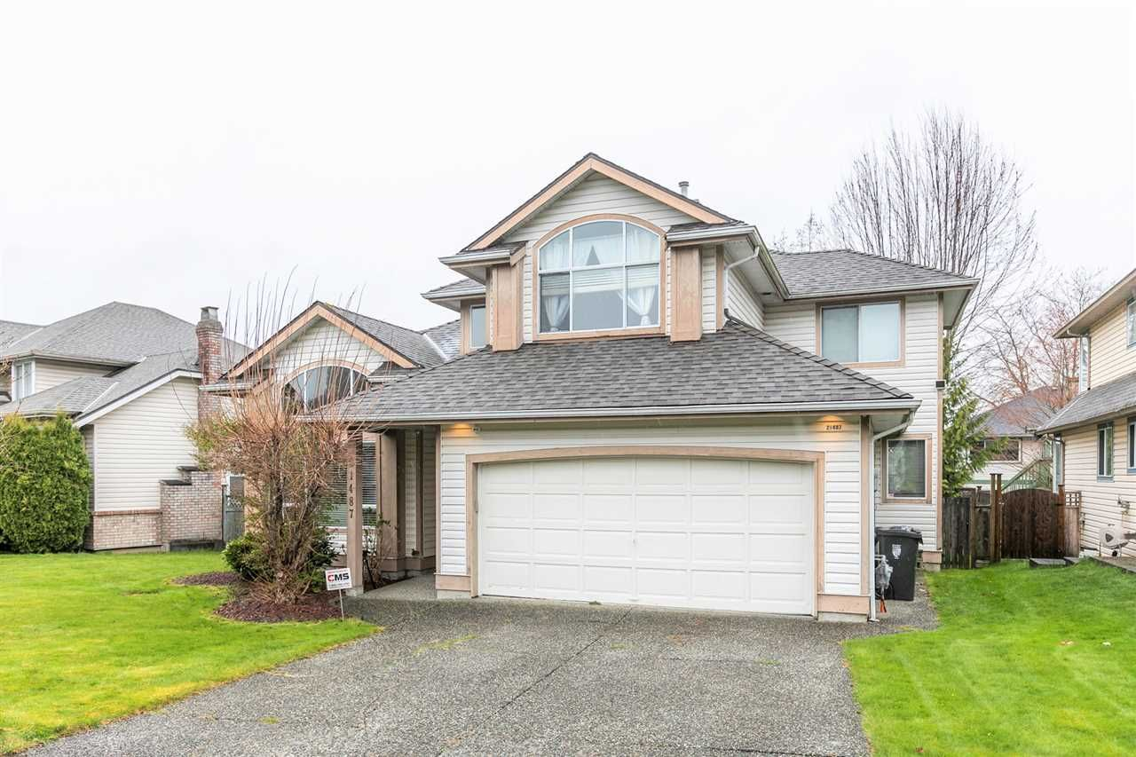 """Main Photo: 21487 TELEGRAPH Trail in Langley: Walnut Grove House for sale in """"FOREST HILLS"""" : MLS®# R2561453"""