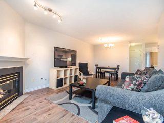 Photo 5: 408 1591 BOOTH Avenue in Coquitlam: Maillardville Condo for sale : MLS®# R2421074