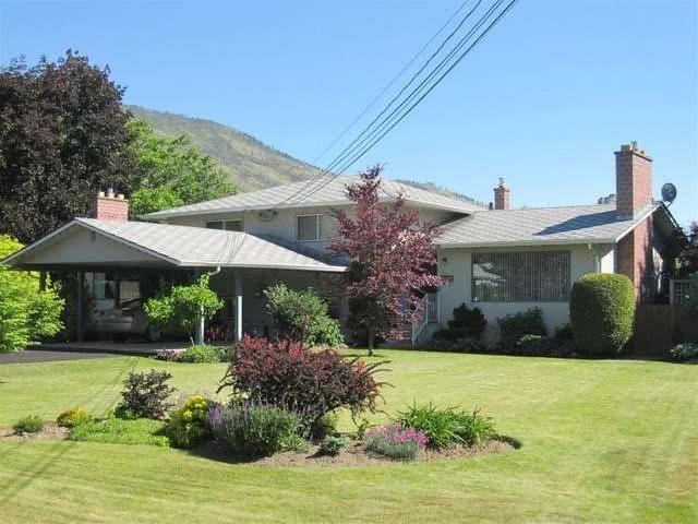 Main Photo: 3345/3347 OVERLANDER DRIVE in : Westsyde Full Duplex for sale (Kamloops)  : MLS®# 145387