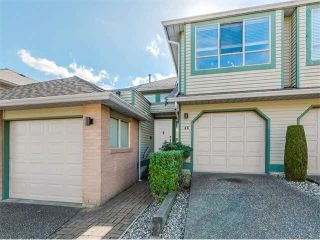 """Photo 1: 45 1207 CONFEDERATION Drive in Port Coquitlam: Citadel PQ Townhouse for sale in """"CITADEL HEIGHTS"""" : MLS®# V1111868"""