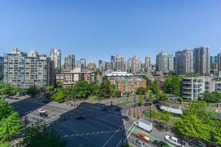 "Photo 14: 1006 193 AQUARIUS Mews in Vancouver: Yaletown Condo for sale in ""MARINASIDE RESORT"" (Vancouver West)  : MLS®# R2066799"