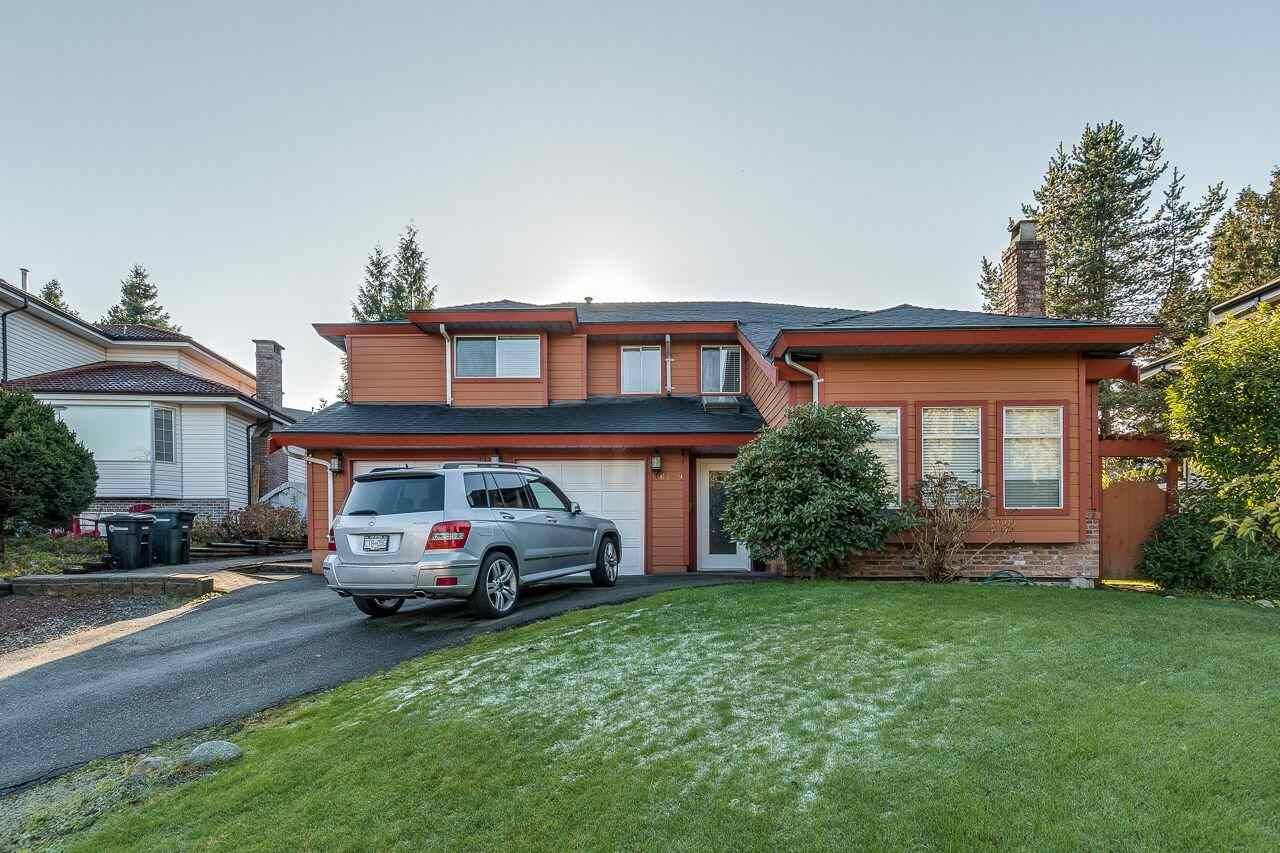 Main Photo: 6439 LINFIELD Place in Burnaby: Burnaby Lake House for sale (Burnaby South)  : MLS®# R2341795