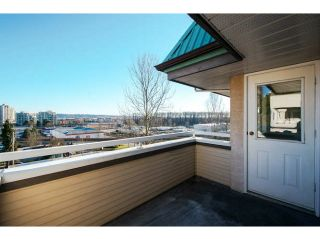 """Photo 7: 609 1310 CARIBOO Street in New Westminster: Uptown NW Condo for sale in """"River Valley"""" : MLS®# V1045912"""