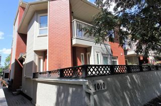 Main Photo: 1010 Memorial Drive NW in Calgary: Sunnyside Row/Townhouse for sale : MLS®# A1140564