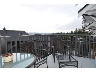 """Photo 8: 115 1460 SOUTHVIEW Street in Coquitlam: Burke Mountain Townhouse for sale in """"CEDAR CREEK"""" : MLS®# V984770"""