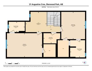 Photo 45: 29 21 AUGUSTINE Crescent: Sherwood Park House Half Duplex for sale : MLS®# E4256271
