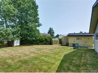 Photo 20: 2119 Redwing Pl in SIDNEY: Si Sidney South-West House for sale (Sidney)  : MLS®# 707052