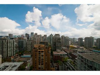 "Photo 6: 2205 1188 RICHARDS Street in Vancouver: Yaletown Condo for sale in ""Park Plaza"" (Vancouver West)  : MLS®# V1061571"