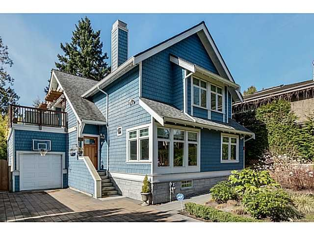 """Main Photo: 5875 ALMA Street in Vancouver: Southlands House for sale in """"Southlands / Dunbar"""" (Vancouver West)  : MLS®# V1103710"""