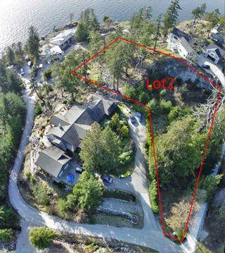 "Photo 4: LOT 2 PACKALEN Boulevard in Garden Bay: Pender Harbour Egmont Land for sale in ""Daniel Point"" (Sunshine Coast)  : MLS®# R2559509"