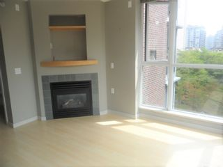"""Photo 1: 608 1068 HORNBY Street in Vancouver: Downtown VW Condo for sale in """"The Canadian"""" (Vancouver West)  : MLS®# R2565664"""