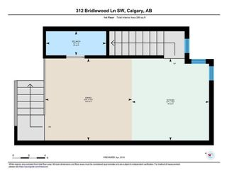 Photo 41: 312 BRIDLEWOOD Lane SW in Calgary: Bridlewood Row/Townhouse for sale : MLS®# A1046866